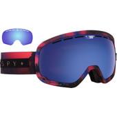 SPY Marshall Aurora Pink + Dark Blue Spectra & Lucid Blue Lenzen