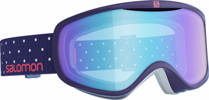 Salomon Sense Purple + Blue Lens