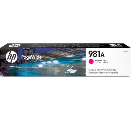 HP 981A Cartridge Magenta (J3M69A)