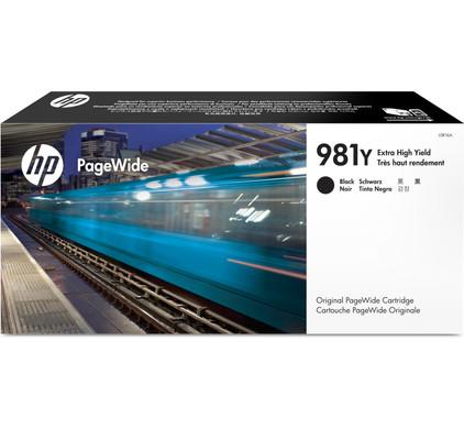 HP 981Y Cartridge Zwart (L0R16A)