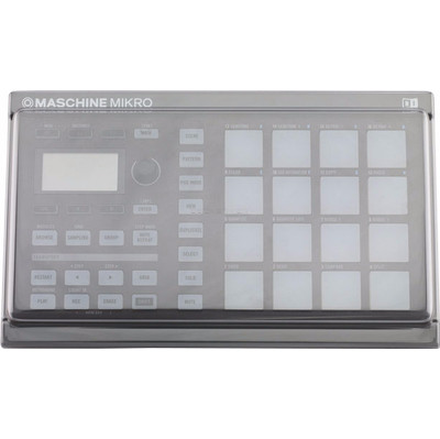 Image of Decksaver Native Instruments Maschine Mikro Cover