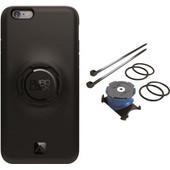 Quadlock Motor/E-Bike/Racefiets/Fietshouder Kit Apple iPhone 6/6s Plus
