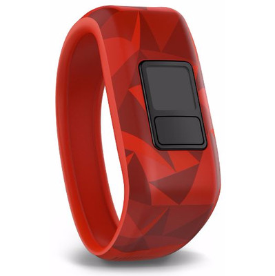 Garmin Vivofit Junior Polsband Broken Lava - XL