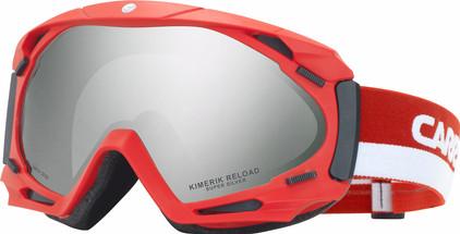 Carrera Kimerik Reload Red Matte + Super Silver Lens