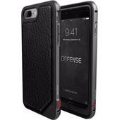 X-Doria Defense Lux Cover Apple iPhone 7 Plus Zwart