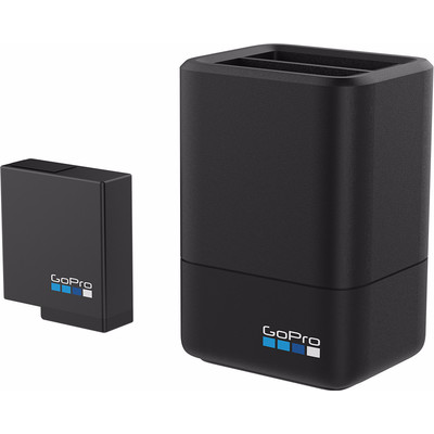 Image of GoPro Dual Battery Charger + Battery (HERO5 Black)