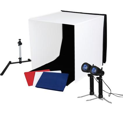 Caruba Portable Fotostudio 60x60x60cm