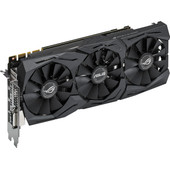 Asus GeForce Strix GTX1080 A8G Gaming