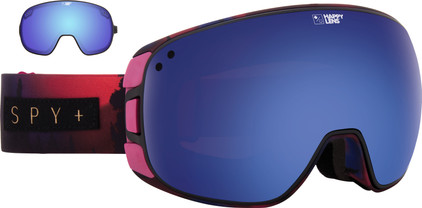 SPY Bravo Aurora Pink + Dark Blue & Happy Lucid Blue Lenzen