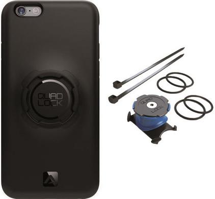 QuadLock Motor/E-bike/Racefiets/Fietshouder Kit Apple iPhone 7 Plus