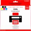 Epson 33 XL (Pixeljet - C13T33574010) - 3