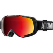 Atomic Revel ML Black + Red Lens