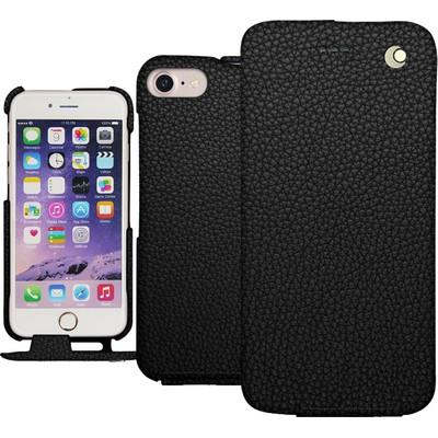 Noreve Tradition Grain Leather Case Apple iPhone 7 Plus Zwart