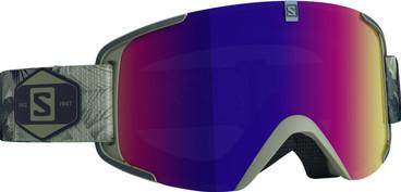Salomon Xview Green + Infrared Lens
