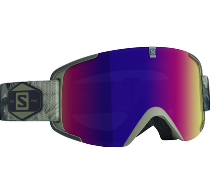 Salomon Xview Green + Infrared Lens
