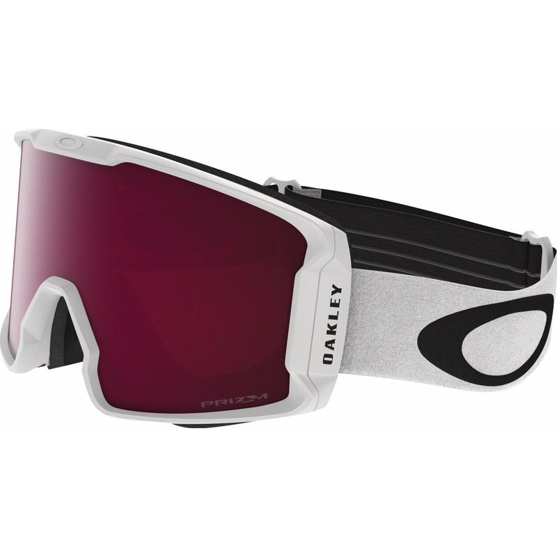 Dagaanbieding: Oakley Line Miner White + Prizm Rose Lens