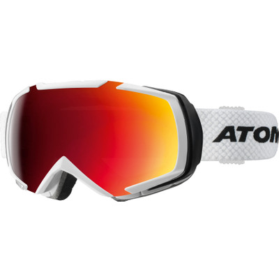 Image of Atomic Revel Racing White + Red Lens