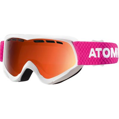 Image of Atomic Savor JR ML White + Orange Lens