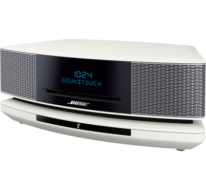 bose wave soundtouch music system iv wit coolblue alles voor een glimlach. Black Bedroom Furniture Sets. Home Design Ideas