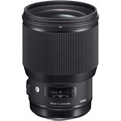 Sigma 85mm F1.4 DG HSM (A) Canon