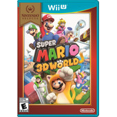 Nintendo Select Super Mario 3D World Wii U