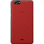 Wiko Pulp 4G Cover Rood