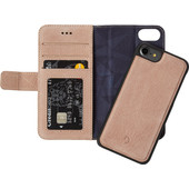 Decoded Leather 2-in-1 Wallet Case Apple iPhone 6/6s/7 Rose Gold