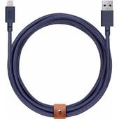 Native Union Belt Cable Lightning 3m Blauw