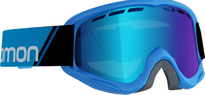 Salomon Juke Blue + Blue lens