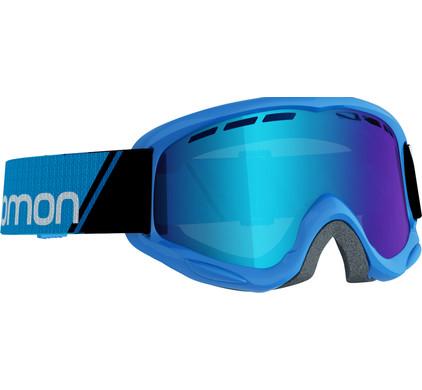 Salomon Juke Blue + Blue lens