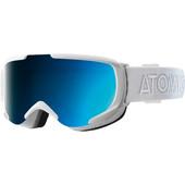 Atomic Savor ML White + Blue Lens