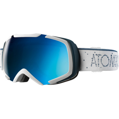 Image of Atomic Revel ML White + Blue Lens