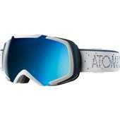 Atomic Revel ML White + Blue Lens