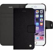 Noreve Tradition B Grain Leather Case Apple iPhone 7 Plus Zwart