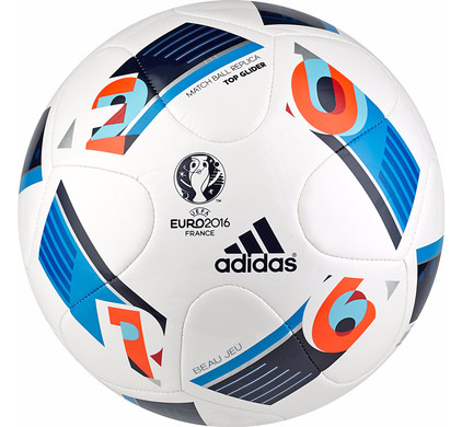 Adidas Voetbal Top Glider Euro 2016