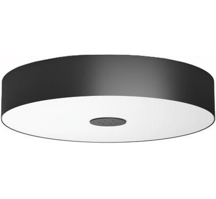 philips hue fair plafondlamp zwart startpakket coolblue alles voor een glimlach. Black Bedroom Furniture Sets. Home Design Ideas