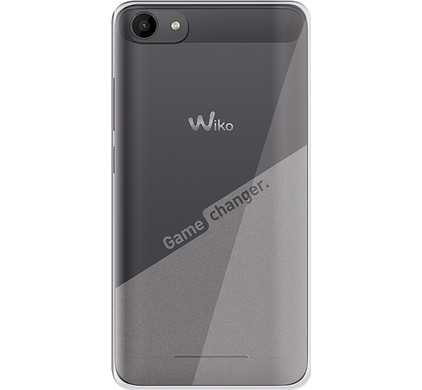 Wiko Jerry Cover Zwart