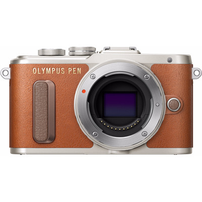 Image of Olympus E-PL8 Body brown