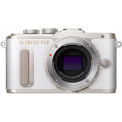 Image of Olympus E-PL8 Body white