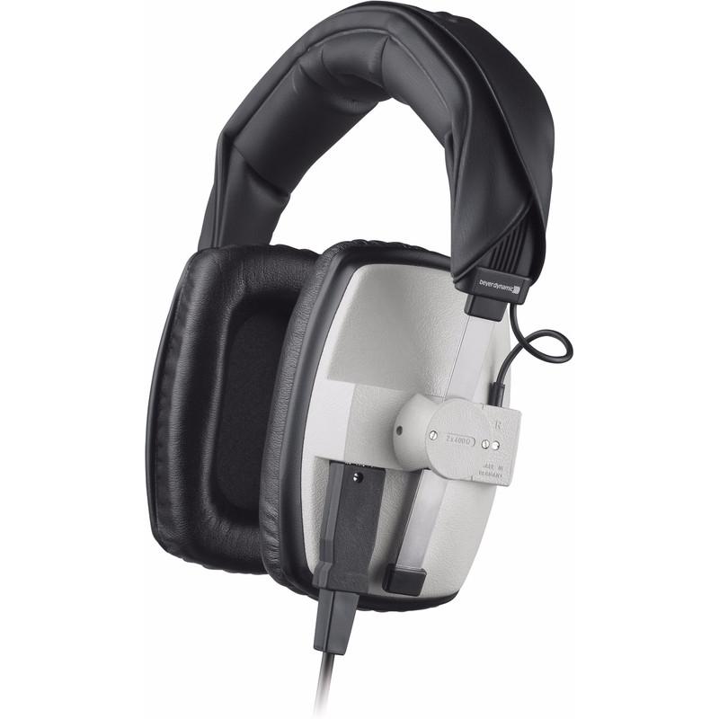 Beyerdynamic DT 100 hoofdtelefoon 400 ohm grijs