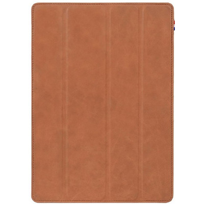Decoded Leather Slim Cover Apple iPad Air 2 Bruin