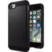 Spigen Slim Armor CS Apple iPhone 7/8 Zwart