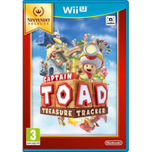 Nintendo Select Captain Toad: Treasure Tracker Wii U