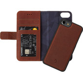 Decoded Leather 2-in-1 Wallet Case Apple iPhone 6/6s/7 Bruin