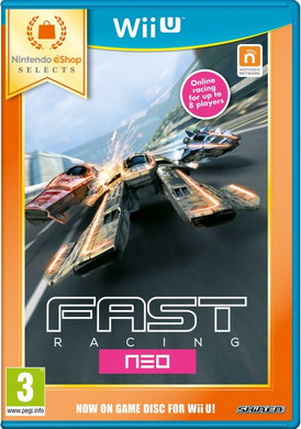 Nintendo Select FAST Racing Neo Wii U