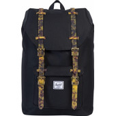 Herschel Little America Mid-Vol Black/Tortoise Shell