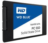 WD Blue SSD 250 GB 2.5 7mm 2,5 inch