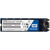 WD Blue SSD 250 GB M.2