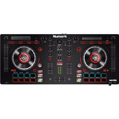 Image of Numark Mixtrack Platinum