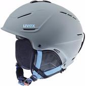 Uvex P1us Grey/Blue Matte (59 - 62 cm)